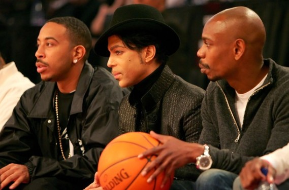 luda prince and chappelle