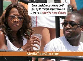 dwayne wade and star jones